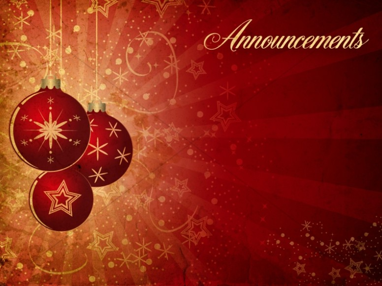 Christmas Ornament Christmas Background