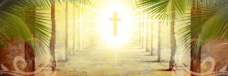 Palm Sunday Email Banner