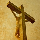 Jesus on Cross Email Image