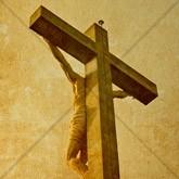 Jesus on Cross Email Image