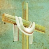 Draped Cross Email Image