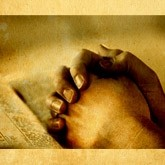 Prayer Hands Email Image