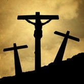 Easter Crucifixion Scene Email Image
