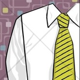 Fathers Day Shirt and Tie Email Image