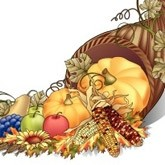 Thanksgiving Cornucopia Email Image