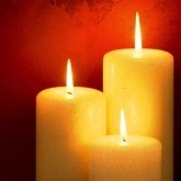 Christmas Candlelight Email Image