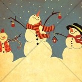 Happy Snowmen Email Image