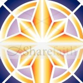 Star of Bethlehem Christmas Email Image