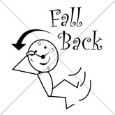 Fall Back Email Salutation