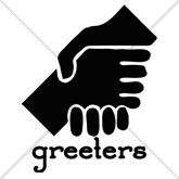 Greeters Email Salutation