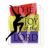 Joy of the Lord Email Salutation