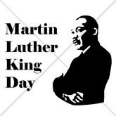 Martin Luther King Day Email Salutation