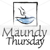 Maundy Thursday Email Salutation