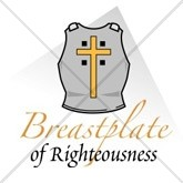 Breastplace of Righteousness Email Salutation