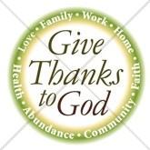 Thanksgiving Email Salutation