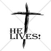 Easter Joy Email Salutation