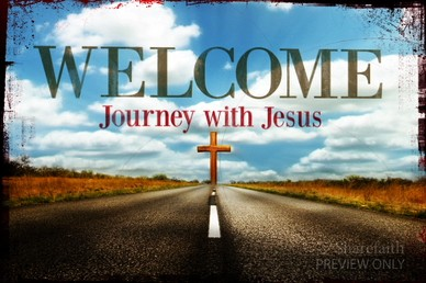 Journey with Jesus Video Loop