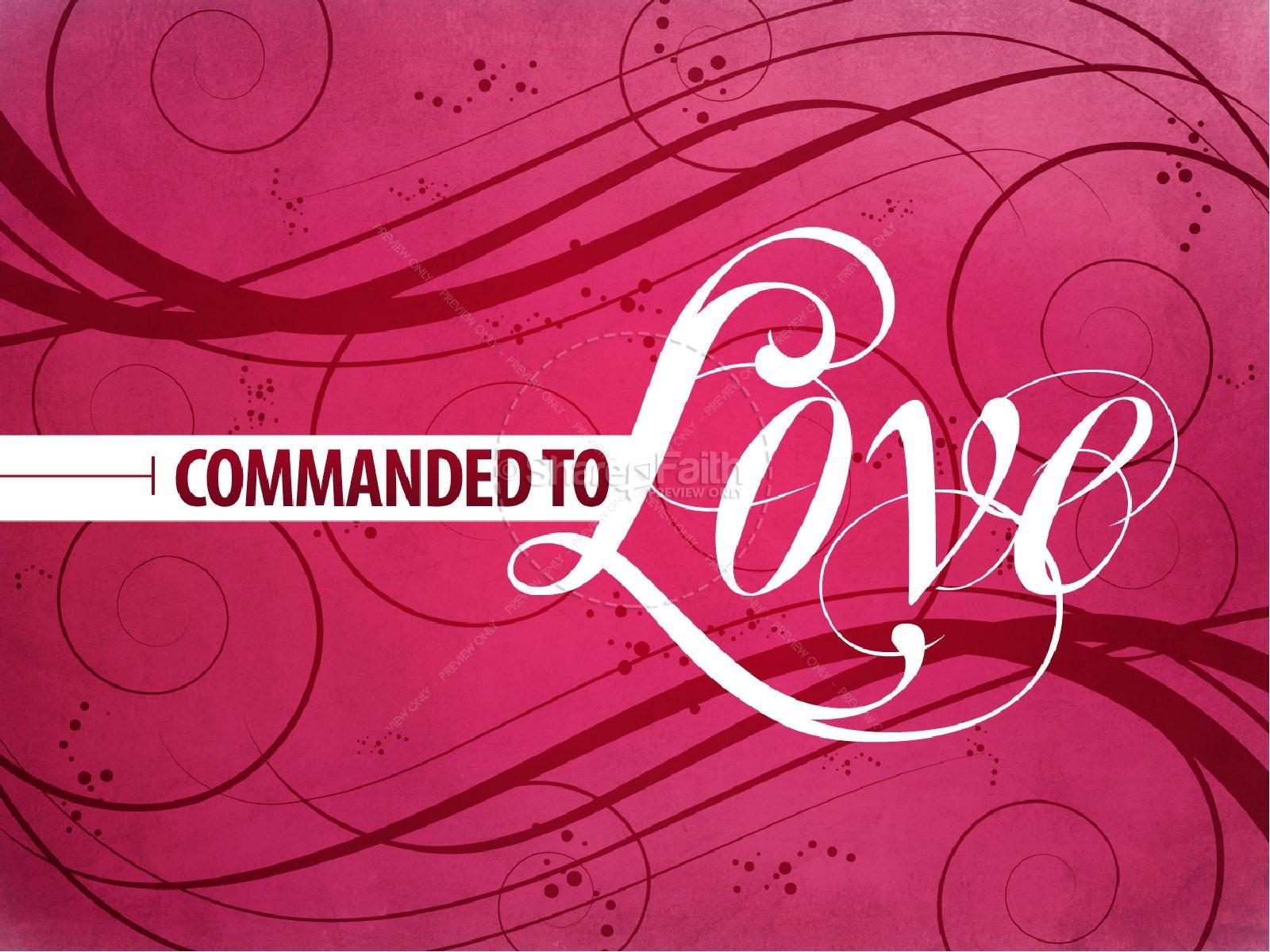 Valentines Day Love PowerPoint Sermon