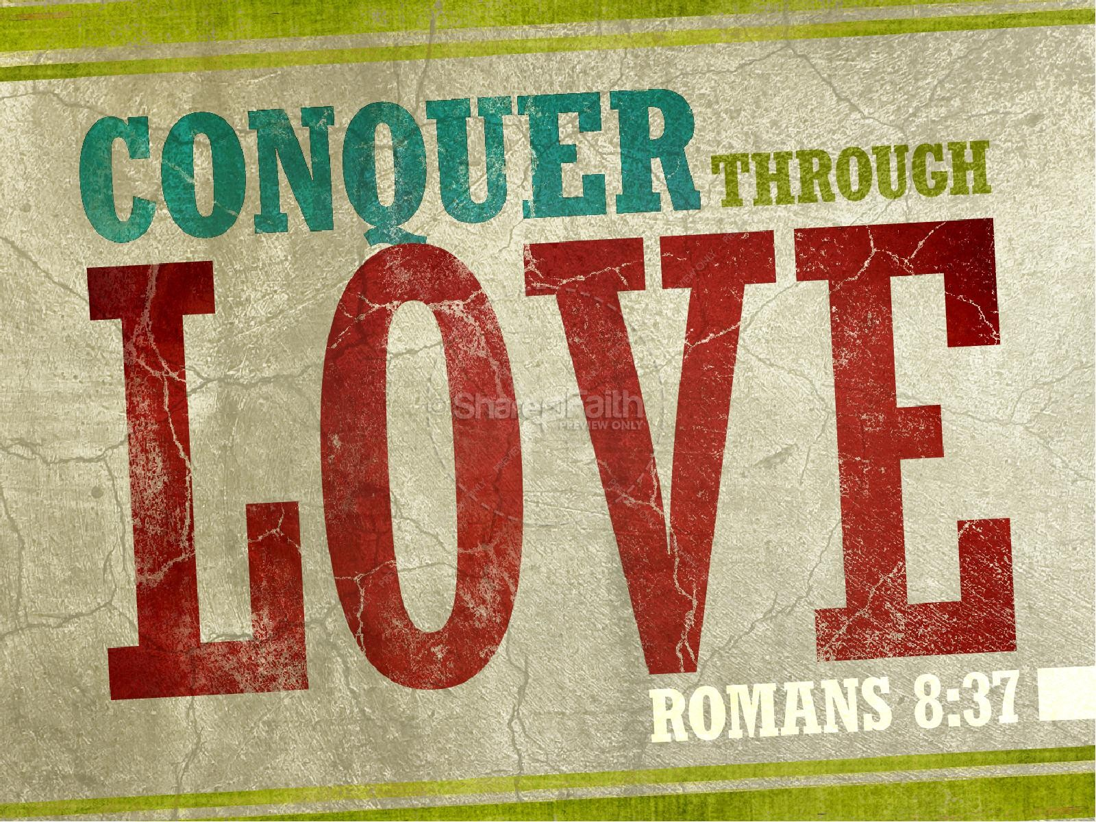 Valentines Day Sermon Powerful Love | slide 1