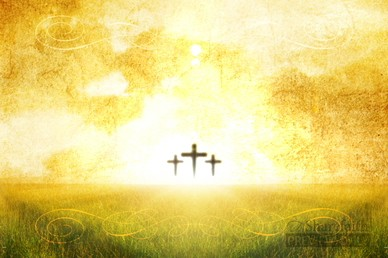 Easter Service Worship Background Video