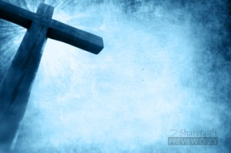Rugged Cross Worship Video Background