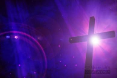 Redemption Cross Worship Video Background