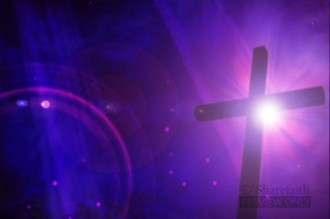 Redemption Cross Worship Video Background