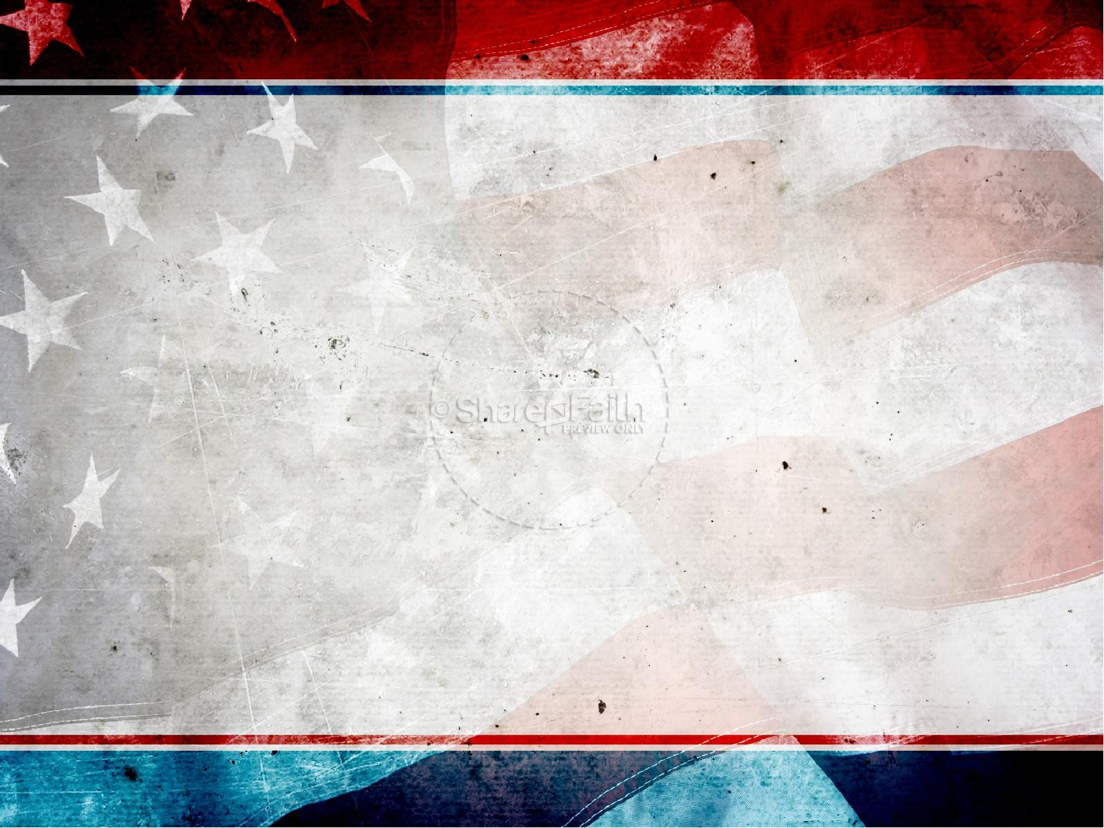 patriotic background for powerpoint