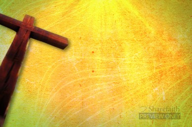 Easter Sacrifice Worship Video Background