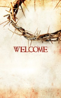 Crown of Thorns Church Bulletin Cover