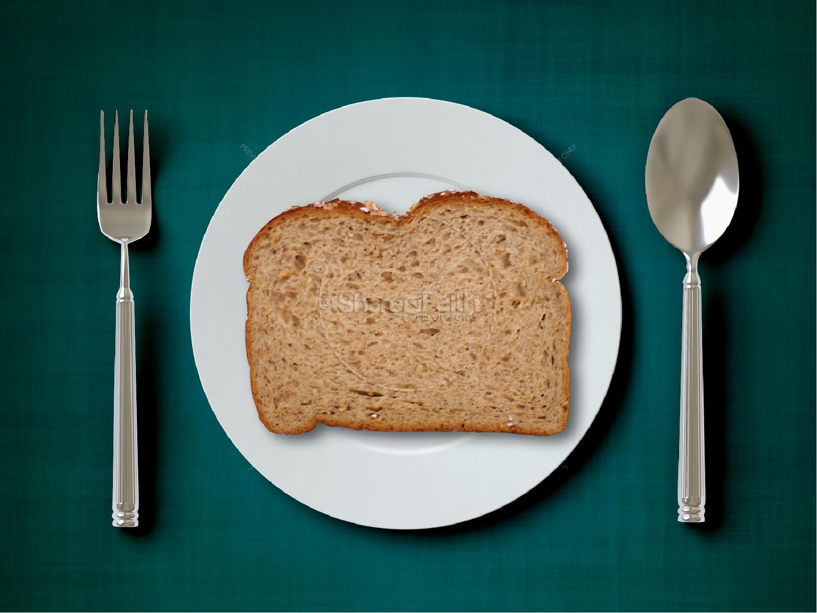 Passover Bread Church PowerPoint