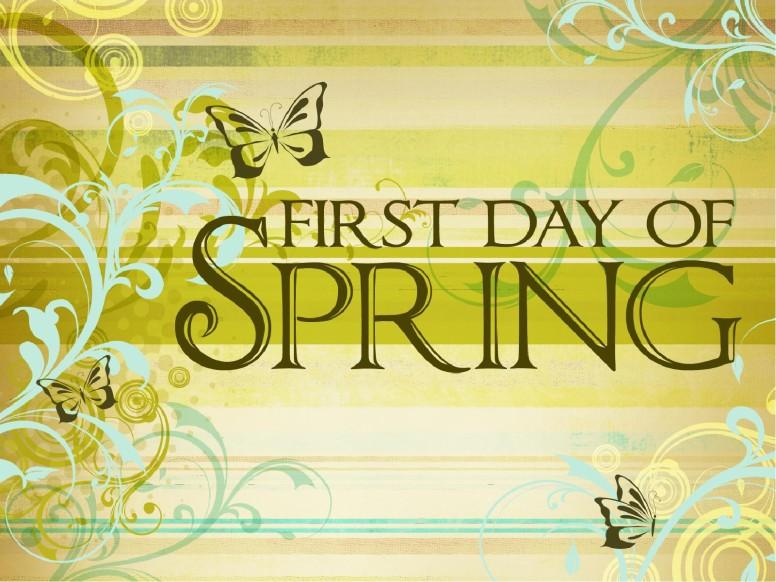 Spring Time Butterflies Church PowerPoint