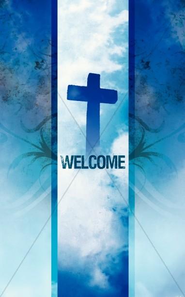 Blue Cross Easter Church Bulletin