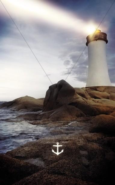 lighthouse church bulletin cover