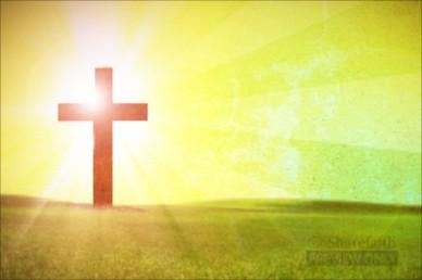 Resurrection Cross Easter Worship Video