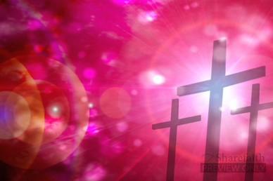 Cross Easter Jesus Worship Video Loop