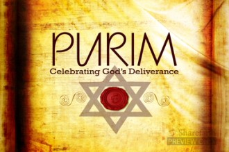 Purim Esther Christian Video Loop