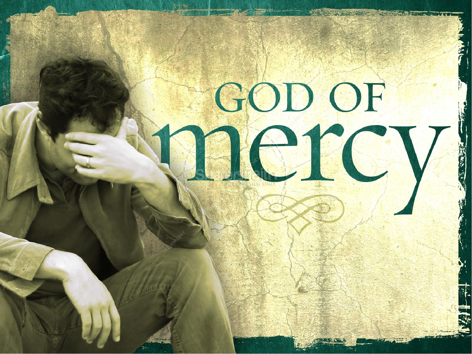 Mercy God Love PowerPoint Sermons
