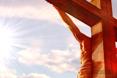It Is Finished Video Worship Background