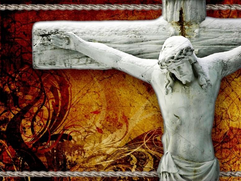 Jesus Cross Easter Wallpaper Background