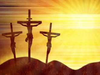 Crucifixion Of Jesus Wallpaper Background