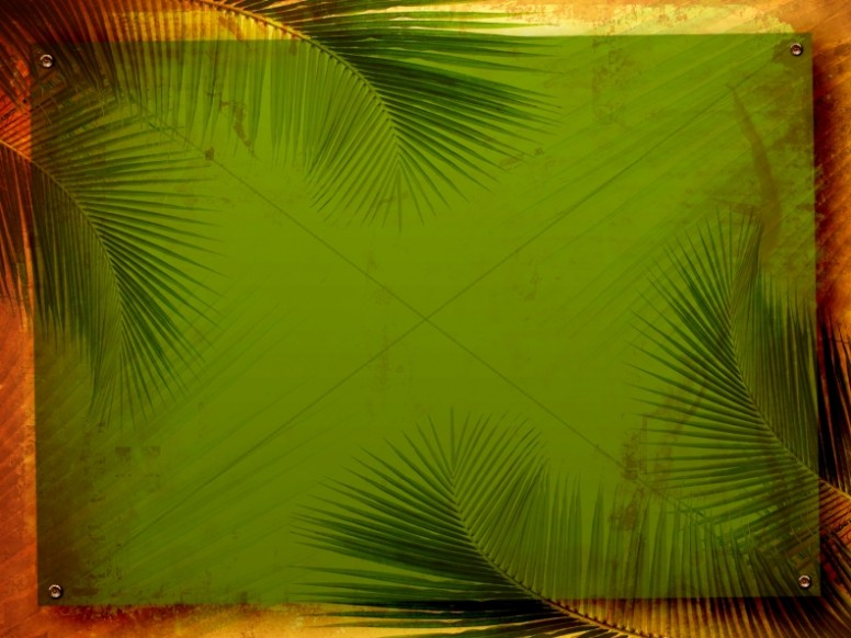 Palm Sunday Wallpaper Background
