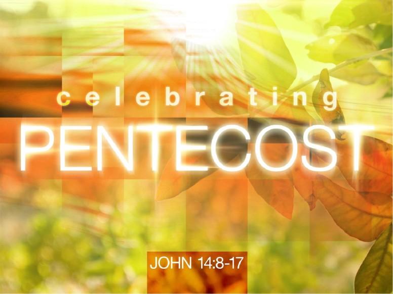 Pentecost Day PowerPoint