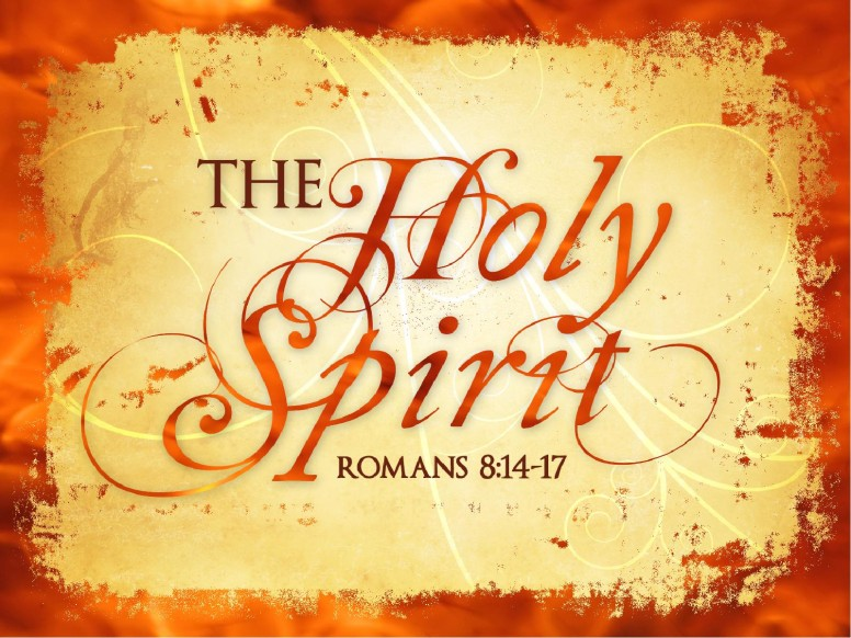 The Holy Spirit PowerPoint
