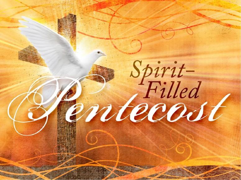 Pentecost Sunday PowerPoint Template