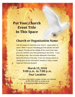 Pentecost Flyer