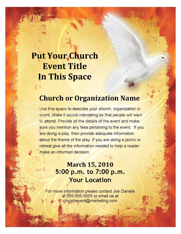Pentecost Flyer | page 1