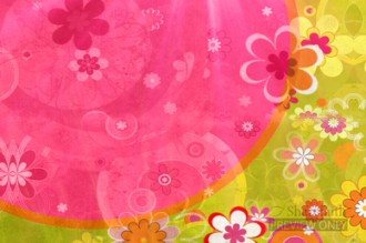 Mothers Day Flowers Video Loop