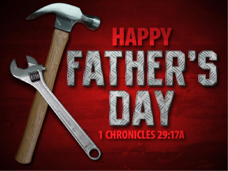 Fathers Day Church PowerPoint