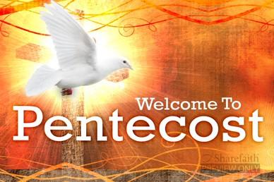 Day of Pentecost Church Video Loop